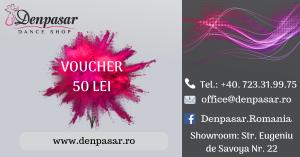 Voucher 50 LEI