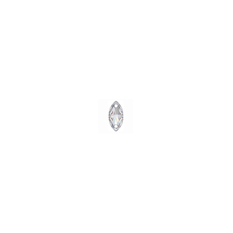 Swarovski de cusut migdala crystal 12mm