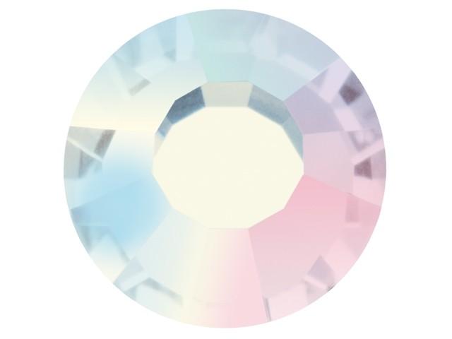 Preciosa Hotfix SS30 Culoare AB/Crystal AB