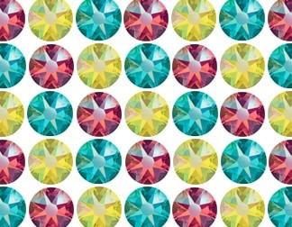SWAROVSKI XIRIUS Crystal Shimmer SS16