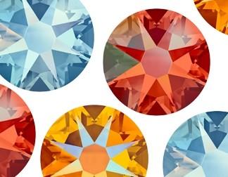 SWAROVSKI XIRIUS Crystal Shimmer SS30