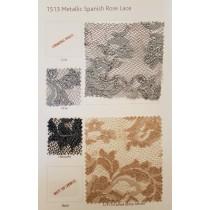 1513 Dantela Elastica Metallic Spanish DSI