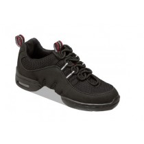 8007 Pantof Antrenor din Material Textil Negru/Plasa