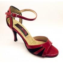 Pantofi tango Paoul 111, toc 8 cm, marimea 37