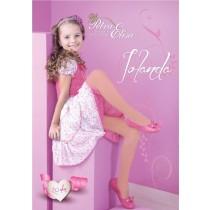 Ciorapi lungi fetite culoarea pielii