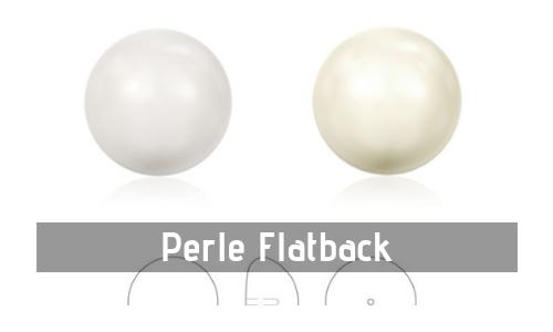 swarovski perle flatback